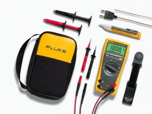 fluke-179-1ac-ii-electricians-combo-kit-multimeter-and-non-contact-voltage-tester-kit