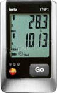 testo-176-p1-0572-1767-5-channel-temp-rh-pressure-logger-with-internal-absolute-pressure-sensor-and-external-connection-for-temp-rh-probe